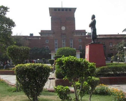 Delhi University Gets 'A+' NAAC Rating