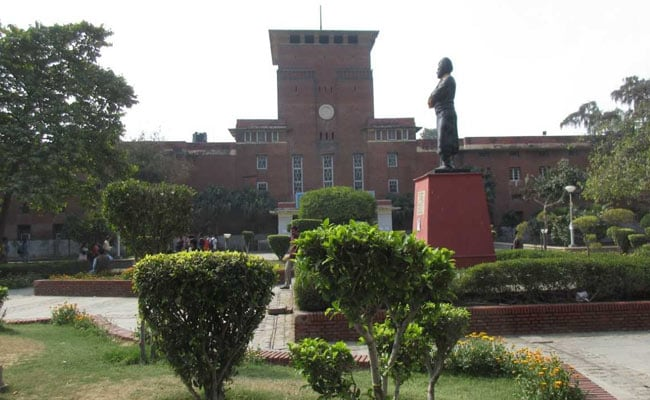 You are currently viewing Delhi University Gets 'A+' NAAC Rating