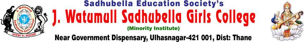 J Watumull Sadhubella Girls College